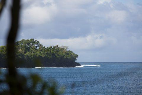 Plenty of other quality spots nearby Salani when the winds blow foul. Photo: Derek Morrison
