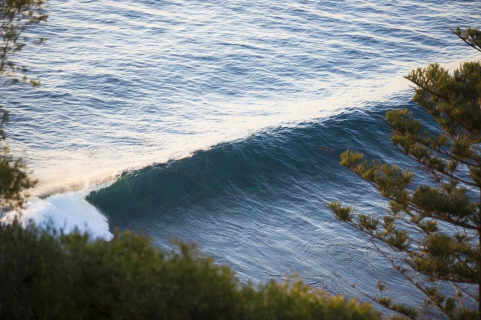 Lots of potential below the cliffs. Photo: Derek Morrison