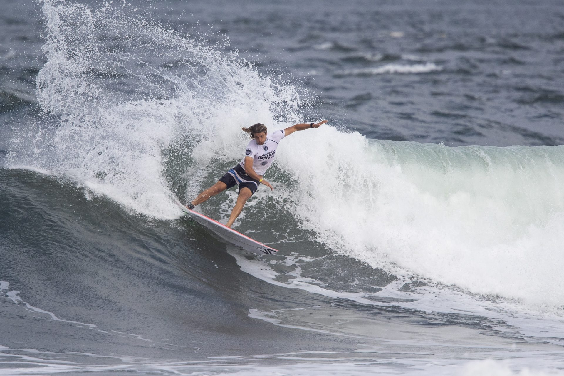 37a97a054f383b Ricardo Christie of New Zealand finishes third at the 2018 Hawaiian Pro at  Haleiwa