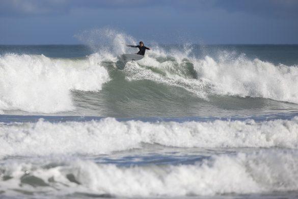 Freesurfing. Photo: Derek Morrison