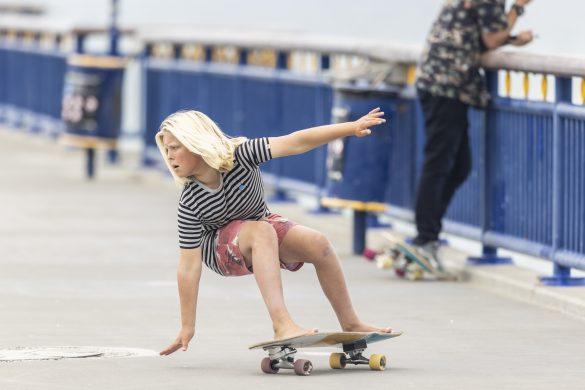 Cutbacks on the pier. Photo: Derek Morrison