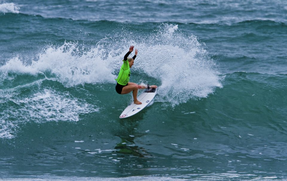 New Zealand's Olympic hope Ella Williams. Photo: Cory Scott